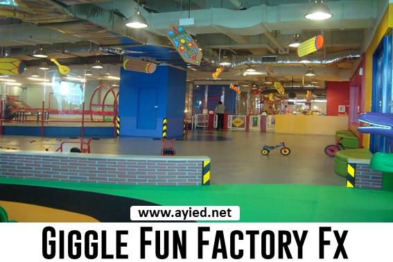 Giggle Fun Factory Fx, Jakarta
