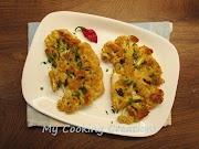 Панирани котлети от карфиол на фурна * Cotolette di cavolfiore al forno