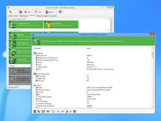 برنامج, عرض, تفاصيل, ومواصفات, قطع, الكمبيوتر, ونظام, التشغيل, بدقة, Sandra ,Lite, اخر, اصدار