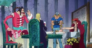 Fakta Killer One Piece