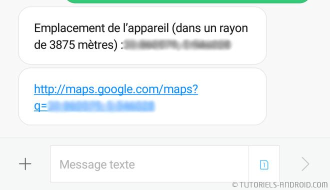 Localiser son mobile Android via SMS - Norton Antivirus