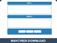 Cara Membuat Form Encrypt Code di Blogger