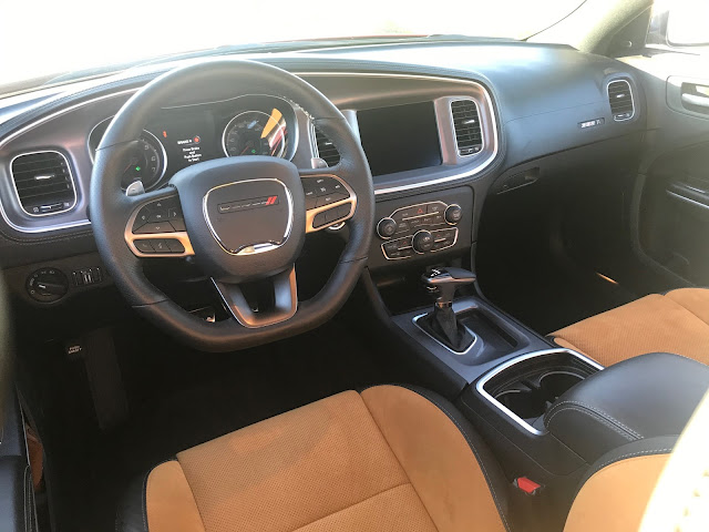 Instrument panel in 2020 Dodge Charger R/T Scat Pack Plus