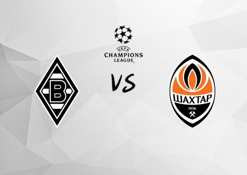 Borussia M'gladbach vs Shakhtar Donetsk  Resumen