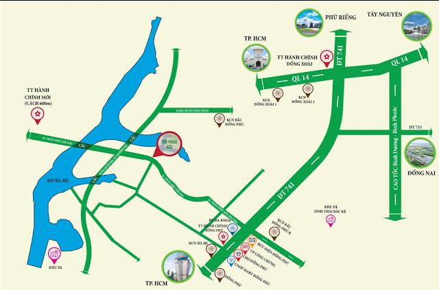Vị Trí Đất Ven Hồ Sinh Thái