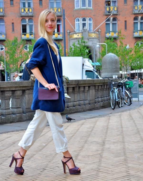 Moda de Rua: Calça com barra dobrada - Streetstyle