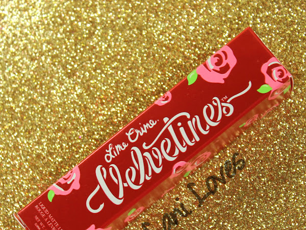 Lime Crime Velvetines - Bleached & Faded Swatches & Review