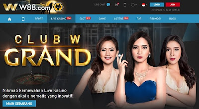 Live Casino W88 link alternatif