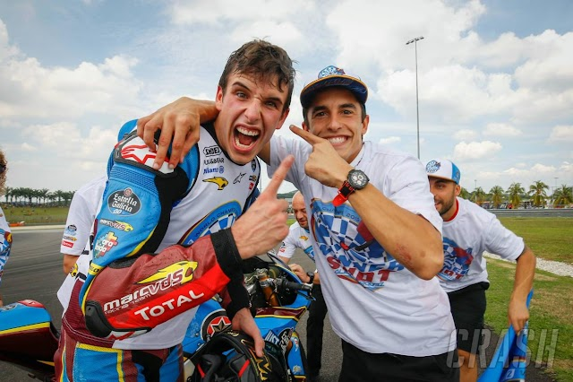 Resmi! Duet Marc – Alex Marquez di MotoGP 2020