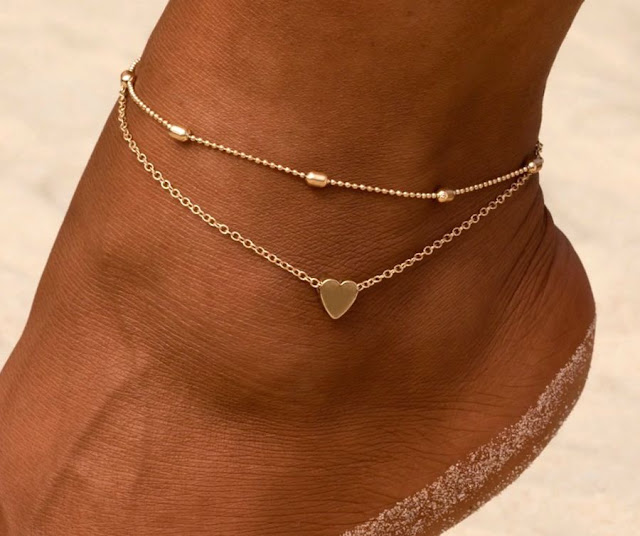 How to Choose a Heart Anklets