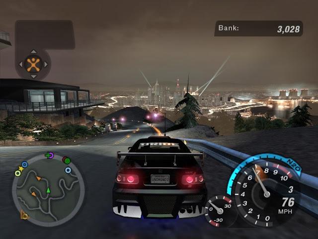 تحميل لعبه نيد فور سبيد: أندرجراوند 2 | Need for Speed Underground 2