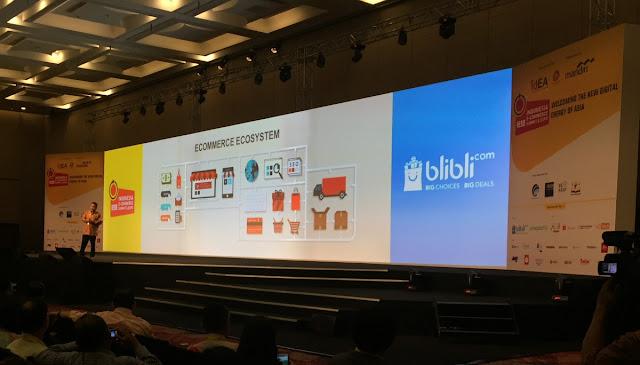eCommerce ecosystem by Blibli.com