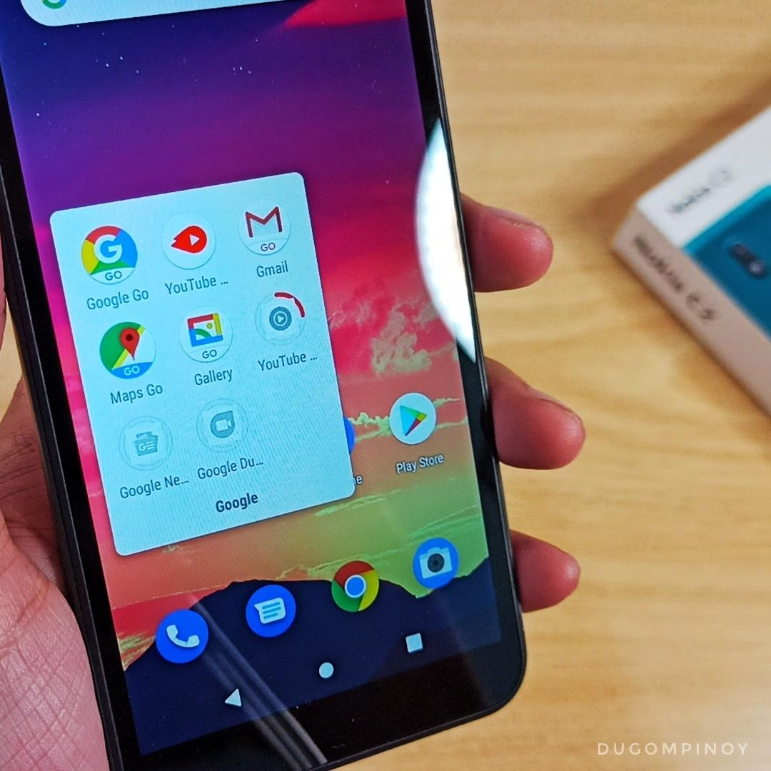 Android 9 Pie Go Edition Apps