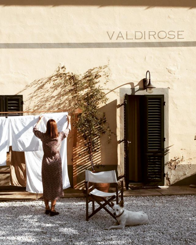 A Dreamy Bed & Breakfast in Florence, Italy