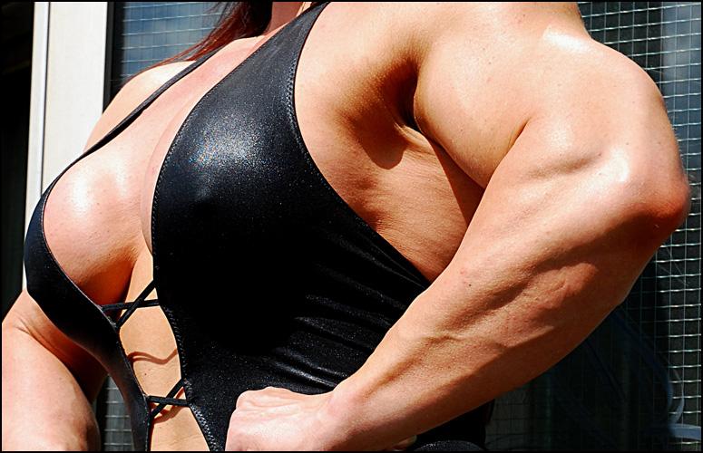 Phone Sex with Hardbody MILF - Sexy Muscle Goddess, Female Bodybuilder and Stripper