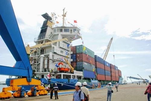 Tàu Truong Hai Star 3 khai trương tuyến TP.HCM - Chu Lai