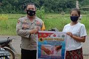 Bhabinkamtibmas Kampanye jangan Pungli Dan Korupsi