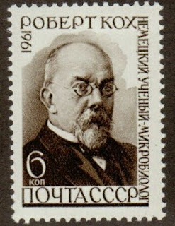 Russia Robert Koch
