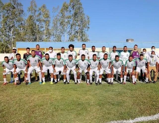 Colônia fica no empate de 1x1 contra São Miguel do Fidalgo em casa