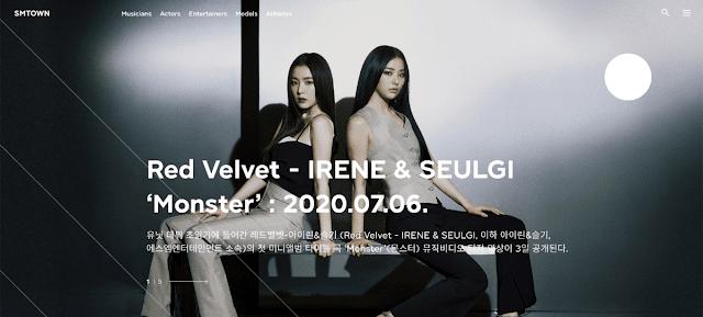 [THEQOO] SM, Red Velvet Seulgi & Irene'in 'Monster' klibini açıklama yapmadan erteledi