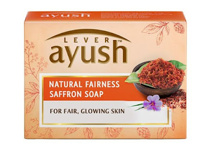 Ayush Natural Fairness Saffron Soap