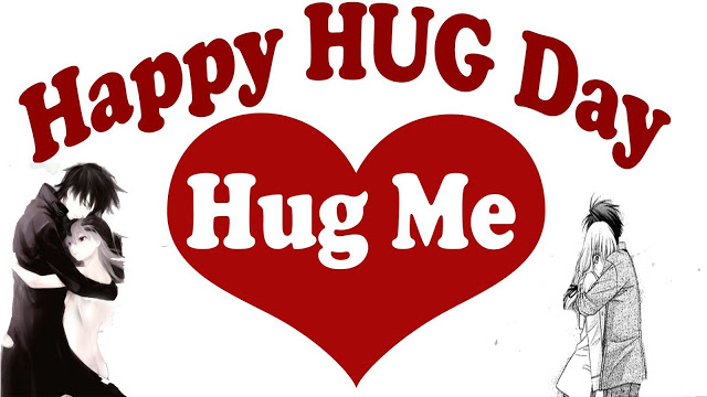 hug day my love