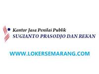 Lowongan Pelaksana Inspeksi/Surveyor di Kantor Jasa Penilai Publik Sugianto Prasodjo dan Rekan Cabang Semarang