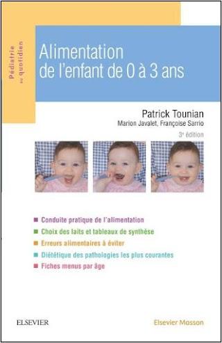 Alimentation De L'enfant De 0 a 3 Ans.pdf