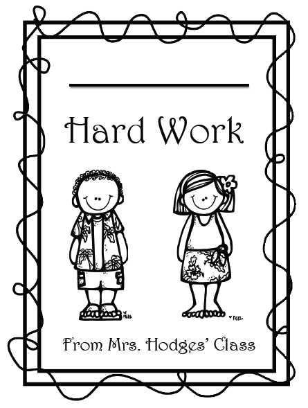 Hodges Teaching Blog: Parent Teacher Conference Cover