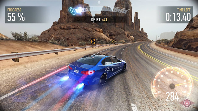 Download Need For Speed No Limits Mod Apk Unlimited Money