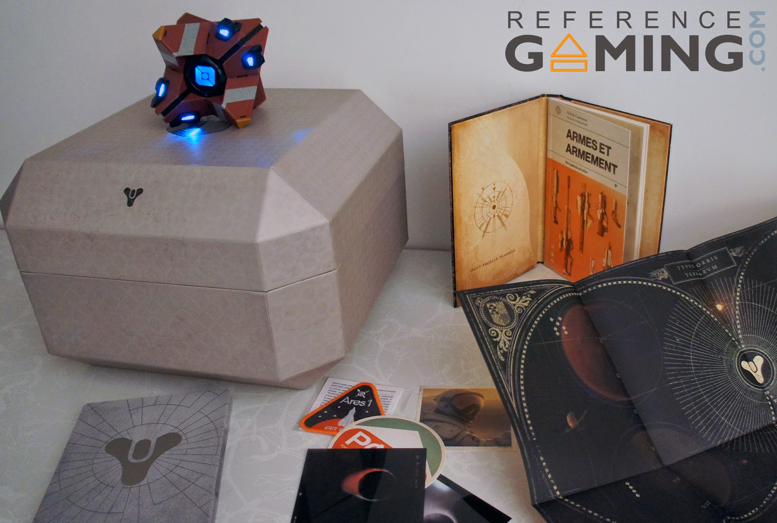 Unboxing Destiny Édition Spectre