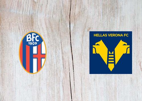 Bologna vs Hellas Verona -Highlights 16 January 2021