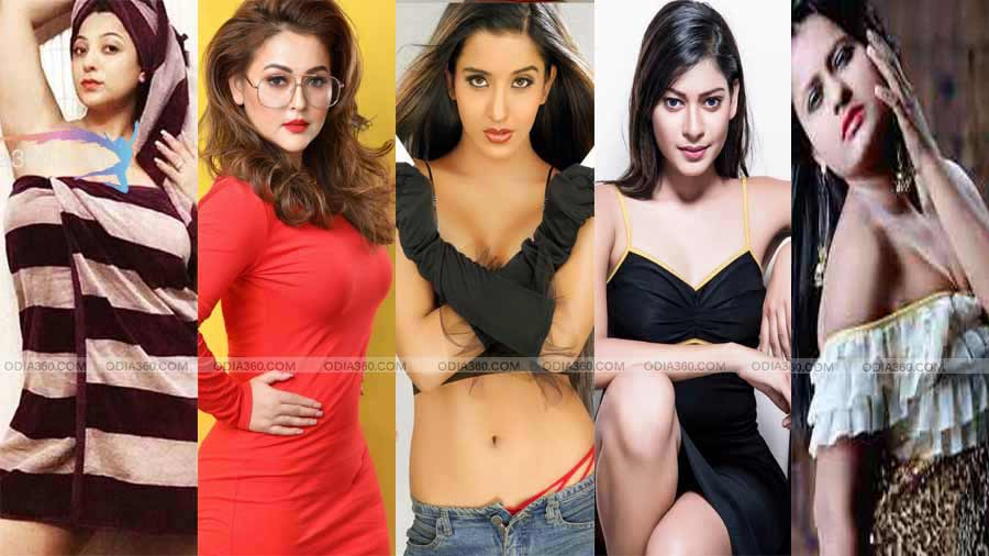 Top 10 Hot and Sexiest Odia Ollywood Item Girl Dancer and Actress, With Photos