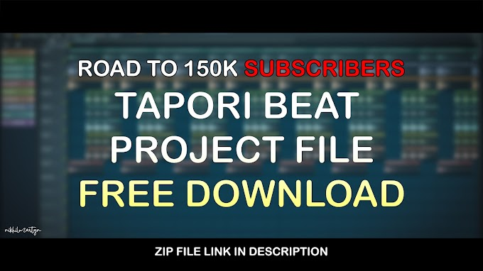 TAPORI BEAT 88 BPM | PROJECT FILE FREEE DOWNLOAD | DJ NIKHIL MARTYN