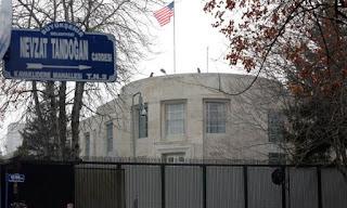 Πρεσβεία των ΗΠΑ στην Άγκυρα: Δεν έχει νομική ισχύ ο Χάρτης της Σεβίλλης