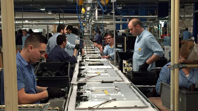 La industria argentina reporta una caída anualizada de 8,8 % en abril