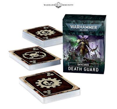 Datacards Guardia de la Muerte