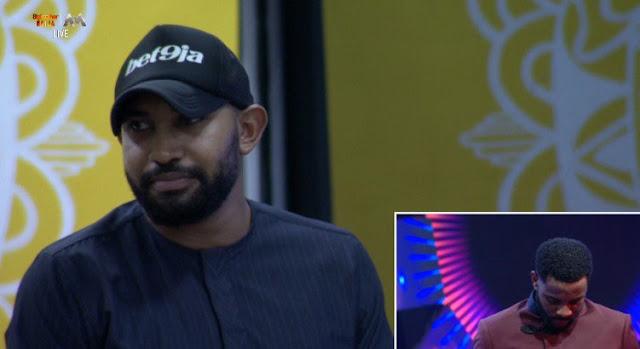 BBNaija 2019: Jeff gets evicted from the Big Brother Naija 2019 house