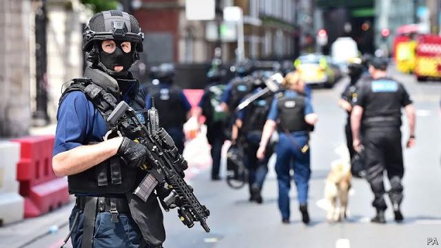 Η Ευρώπη οχυρώνεται υπό την απειλή της ισλαμικής τρομοκρατίας