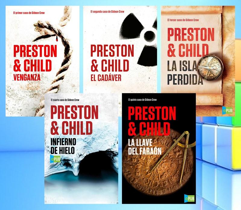 Gideon Crew – Douglas Preston