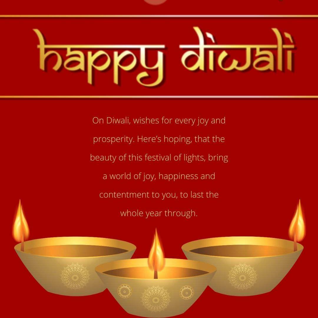 happy diwali 2021 wishes english