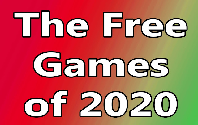 The Free Games of 2020 (Best Game)
