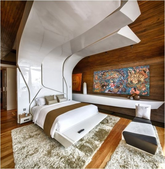 +20 Modern Bedrooms With Luxurious Touches