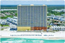 Panama City Beach FL Vacation Rental, Tropic Winds Condo