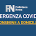 Emergenza COVID-19, consegne a domicilio a Polistena