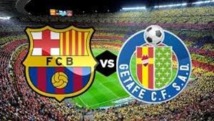 بث مباشر برشلونة ضد خيتافي