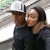 Cute photo of footballer Odion Ighalo and his wife Sonia