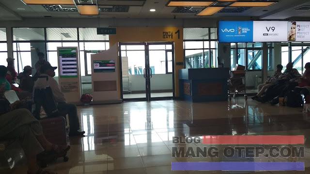 Padang - Jakarta. Pulang itu Jangan Buru - Buru