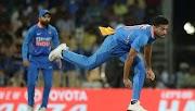 Ferwûne Yndiaanske paceman Chahar út tredde Windies ODI