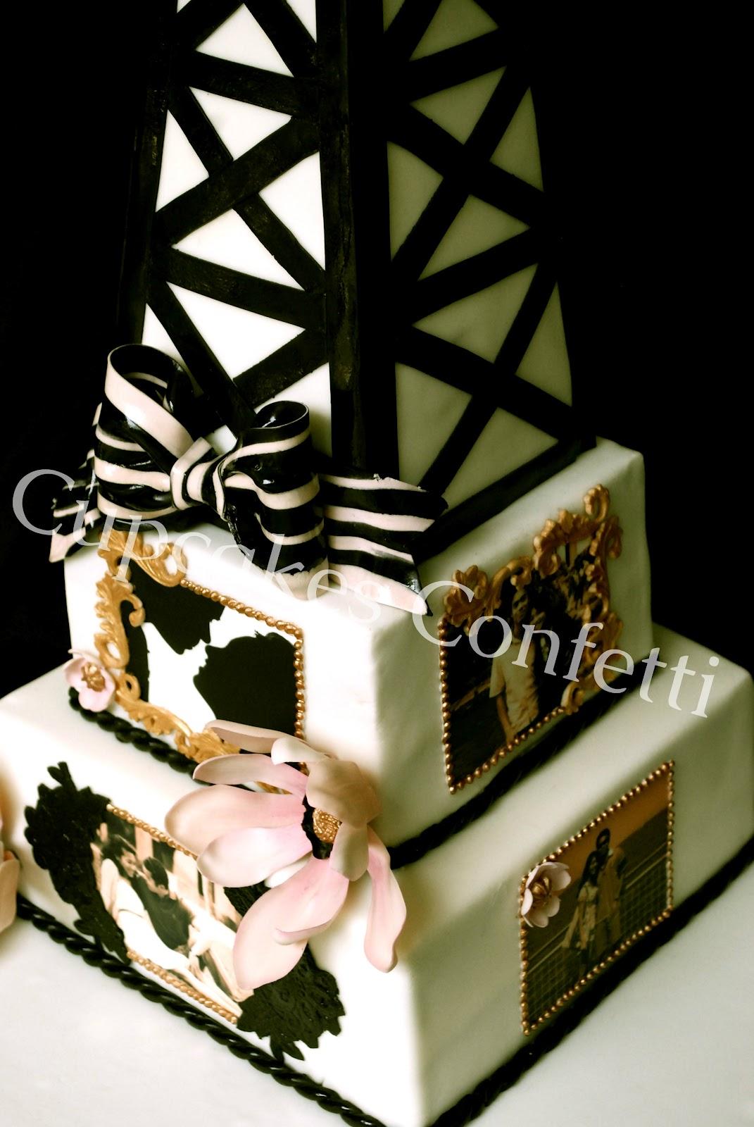 Wedding Cake Oil Rig